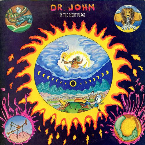 'In the Right Place' Dr John