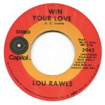 Lou Rawls 'Win Your Love'