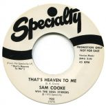 'That's Heaven To Me' Sam Cooke