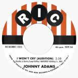 Johnny Adams 'I Won't Cry'