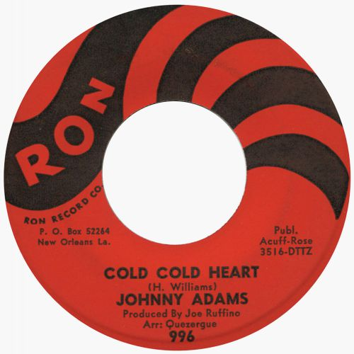 Johnny Adams 'Cold Cold Heart'