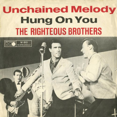 The Righteous Brothers 'Unchained Melody/Hung On You'