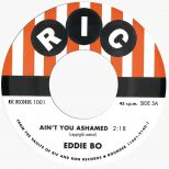 Eddie Bo 'Ain't You Ashamed'