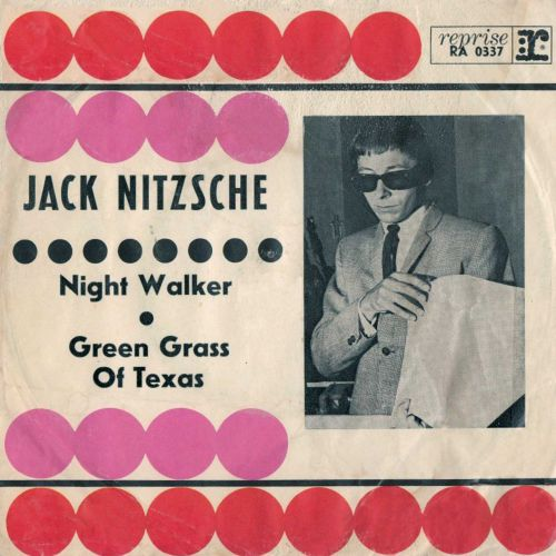 Jack Nitzsche 'Night Walker'