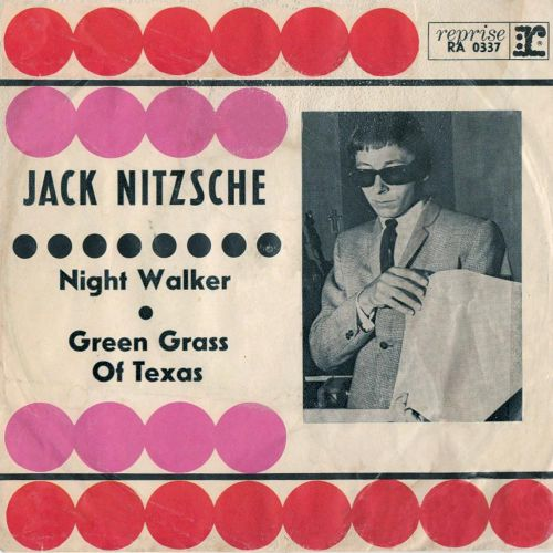 Jack Nitzsche single sleeve