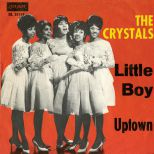 The Crystals single sleeve