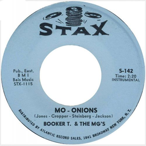 Booker T & The MGs 'Mo' Onions'