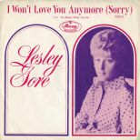 Lesley Gore 'I Won't Love You Anymore (Sorry)'