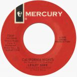 Lesley Gore 'California Nights'