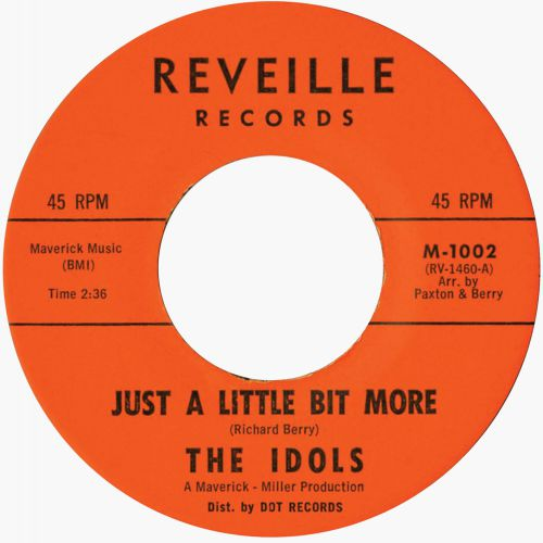 The Idols 'Just A Little Bit More'