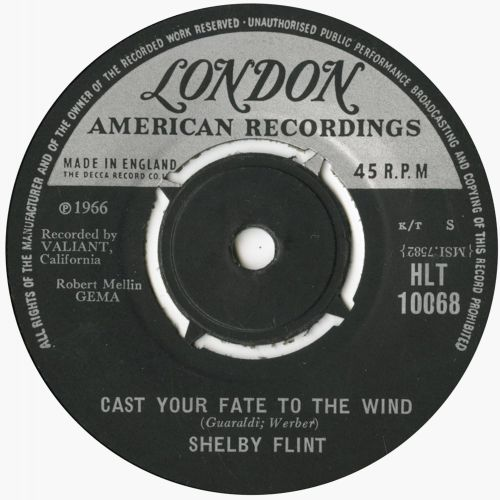 Shelby Flint 'Cast Your Fate To The Wind'