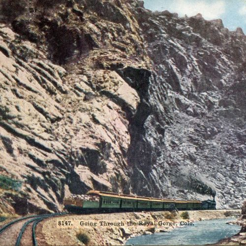 Colorado railway