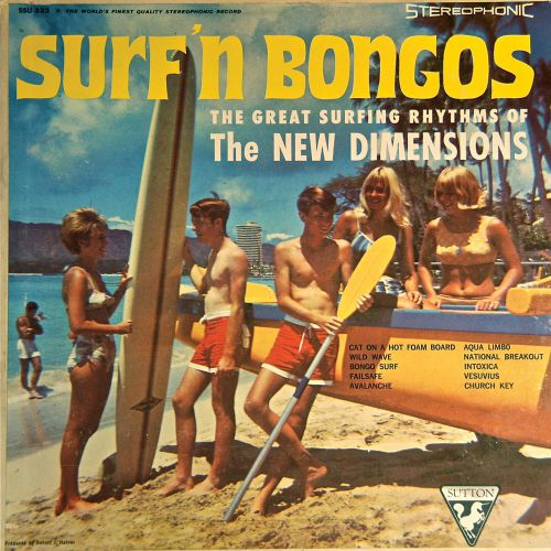 The New Dimensions 'Surf 'N Bongos'