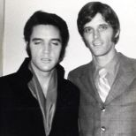 Elvis and John Fred