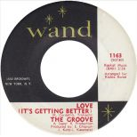 The Groove 'Love (It's Getting Better)'