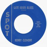 Henry Clement 'Late Hour Blues'
