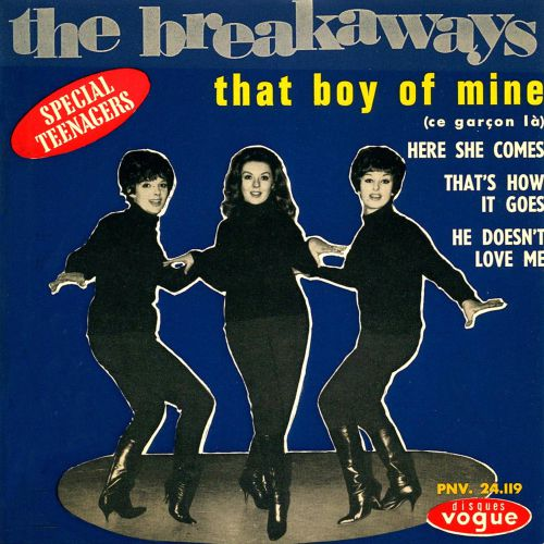 The Breakaways 'That Boy Of Mine'