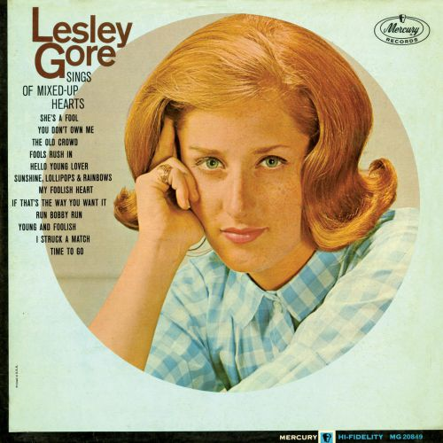 Lesley Gore 'Mixed Up'