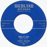 Little Victor 'What Is Love'