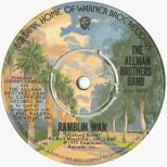 The Allman Brothers Band 'Ramblin' Man'