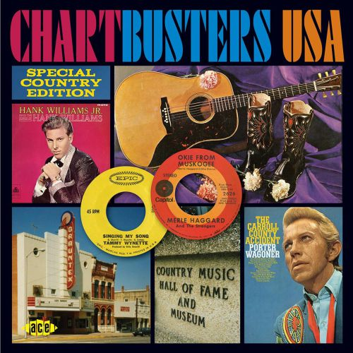 Chartbusters USA - Special Country Edition