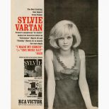 Sylvie Vartan advert