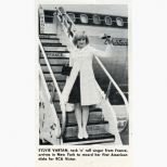 Sylvie Vartan press clipping