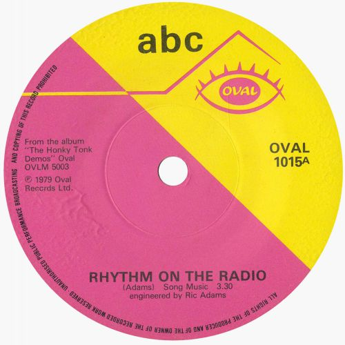 ABC 'Rhythm On The Radio'