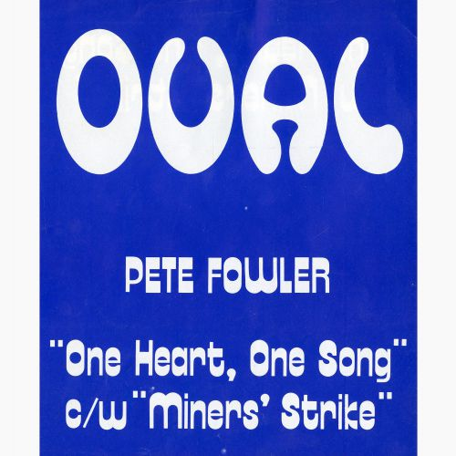 Pete Fowler flyer