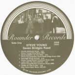 """Seven Bridges Road"" LP Label"