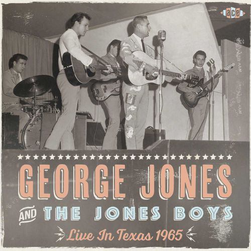 George Jones Live In Texas 1965