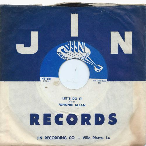 Johnnie Allan 'Let's Do It'