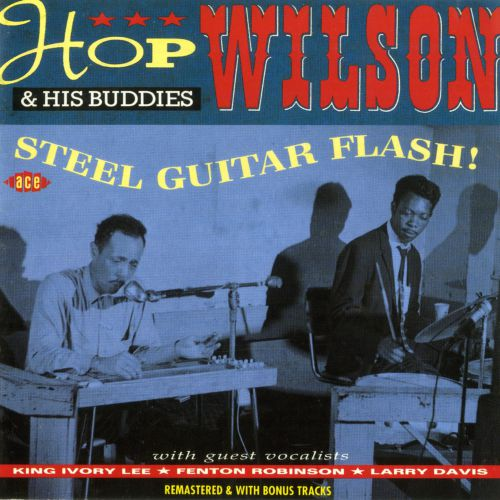 Steel Guitar Flash!...Plus