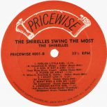 The Shirelles 'The Shirelles Swing The Most'