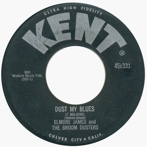 Dust My Blues by Elmore James and The Broom Dusters