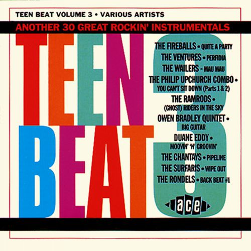 Teen Beat Vol 3
