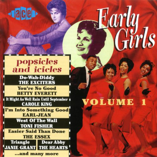 Early Girls Vol 1 : Popsicles & Icicles