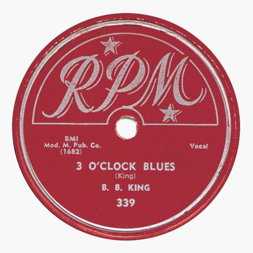 3 O'Clock Blues by B. B. King