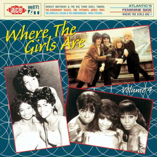 Where The Girls Are Vol 4
