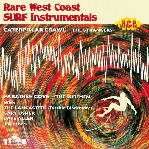 Rare West Coast Surf Instrumentals