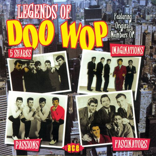 Legends Of Doo Wop