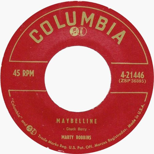 Marty Robbins 'Maybellene'