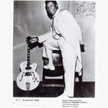 B.B. King courtesy of Ace Records Ltd