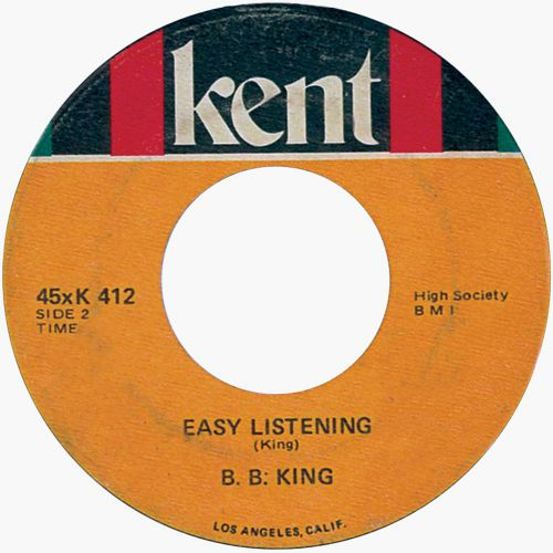 Easy Listening single label