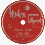 Long Tall Woman by Elmore James and his Broom Dusters