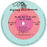 Joe Turner 'The Real Boss Of The Blues' LP side 2