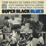 Super Black Blues LP back