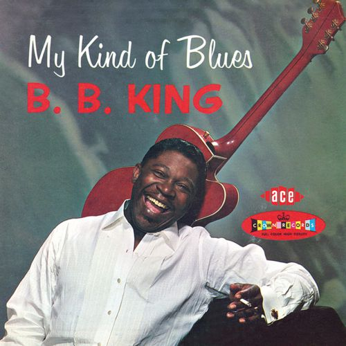 My Kind Of Blues - The Crown Series Vol 1