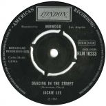 Jackie Lee 'Dancing In The Street'