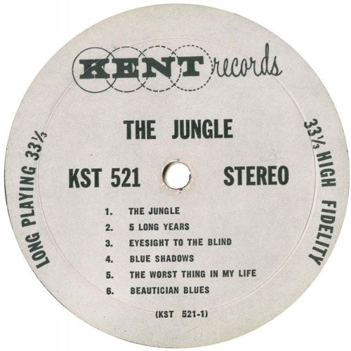 The Jungle LP side 1